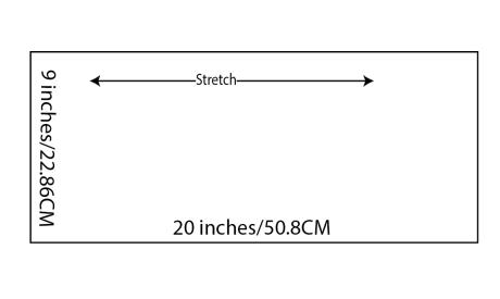 Headband Dimensions